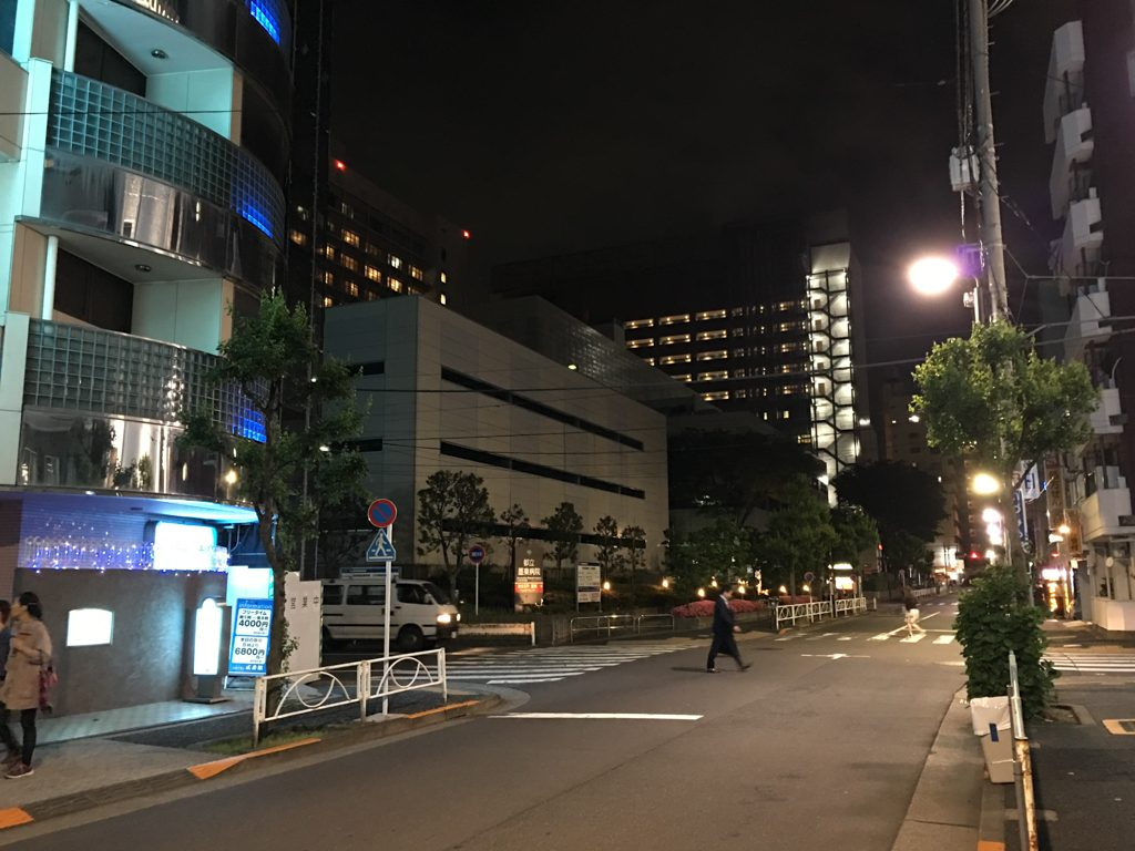 錦糸町住宅街