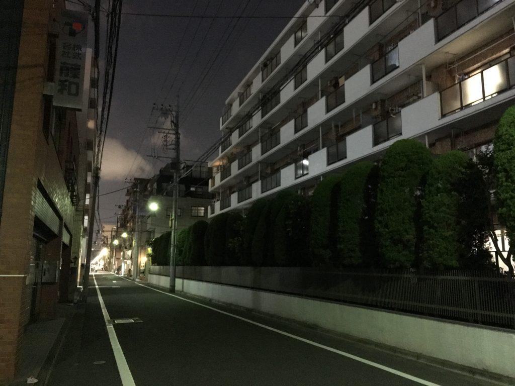 錦糸町北口住宅街