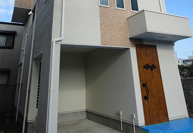 3階木造住宅イメージ