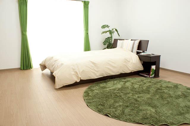 単身赴任の部屋イメージ