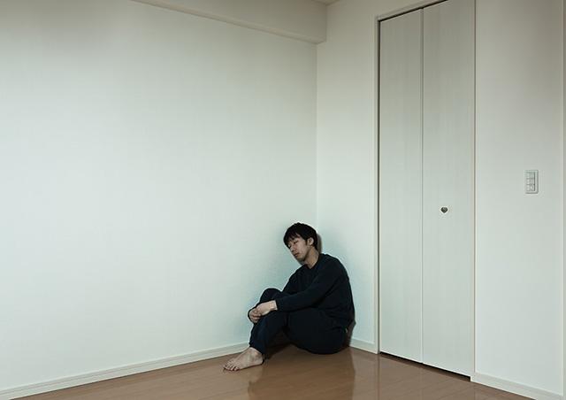 寂しい人イメージ
