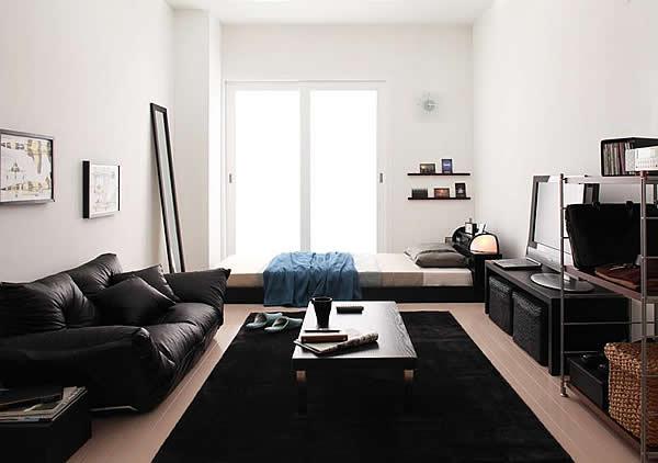 低めの家具