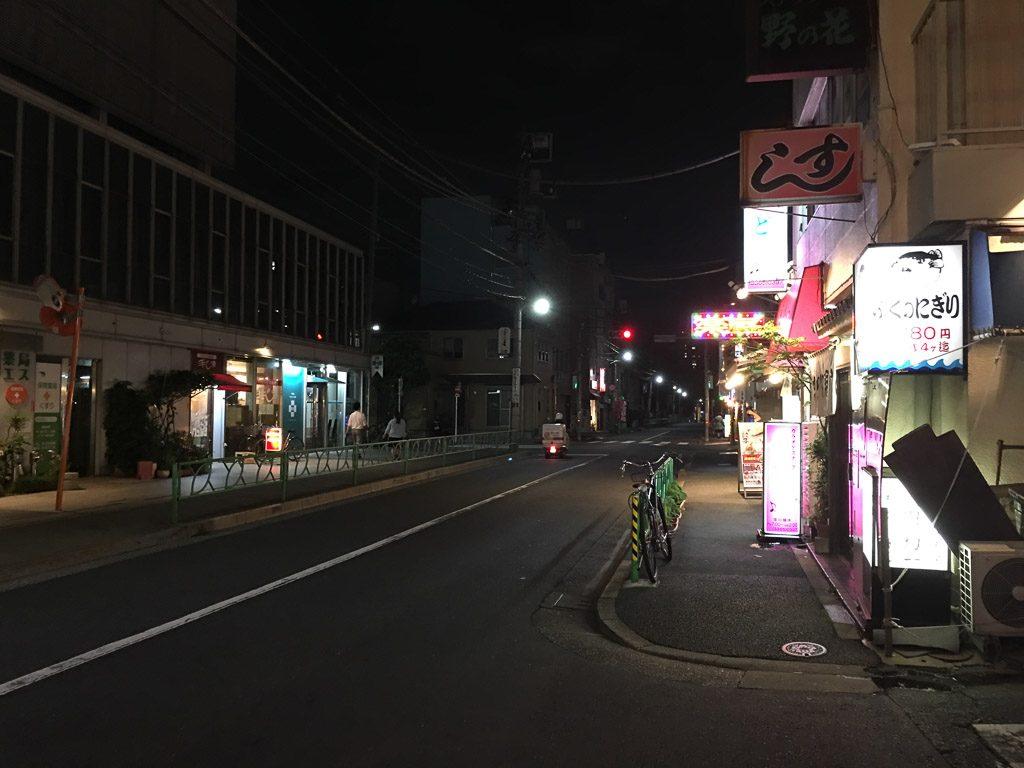 中野坂上2
