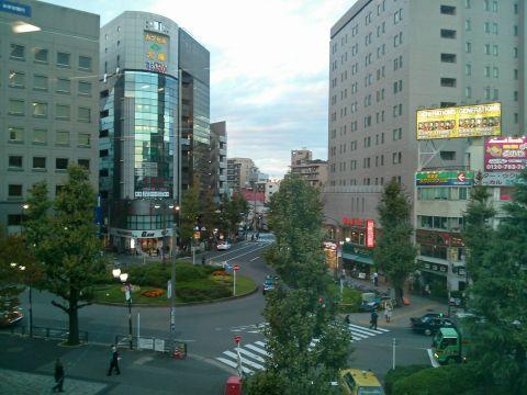 大塚の風景
