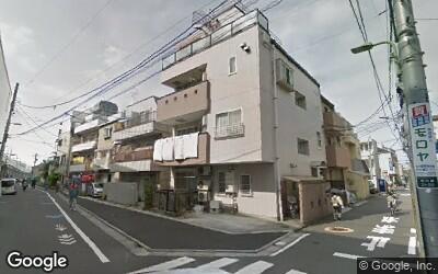 駅周辺の住宅