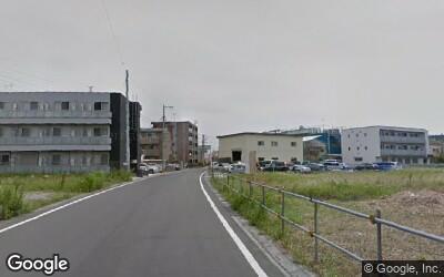 八潮駅近くの空地