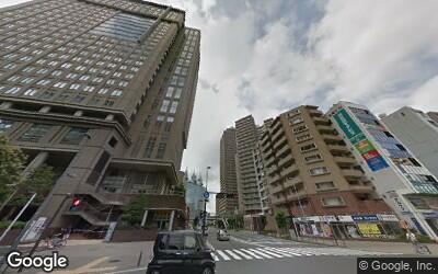 川崎駅西口マンション群