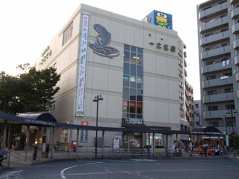 一之江駅の風景