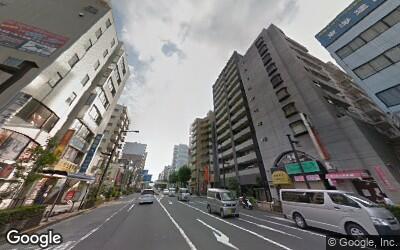 小岩駅北口 住宅街