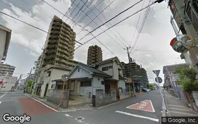 草加駅 住宅街
