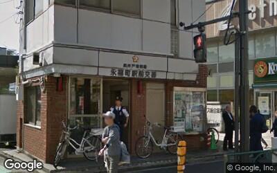永福町駅の交番
