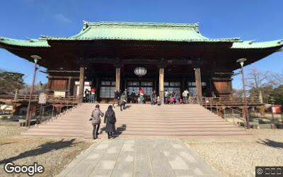 護国寺の観音堂