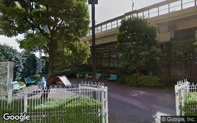 護国寺駅周辺のみどりの広場