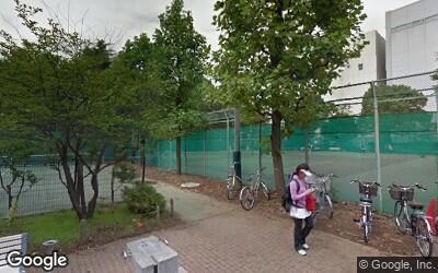 平和の森公園テニスコート