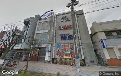 平塚駅南側飲食店