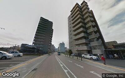 平塚駅北側住宅街①