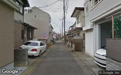 平塚駅北側住宅街②