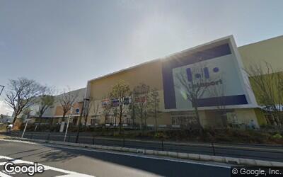 平塚駅北側街並み