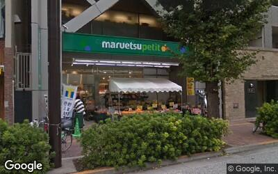 駅周辺のスーパー