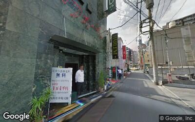 川崎の歓楽街