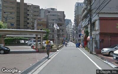 川崎駅東側の住宅