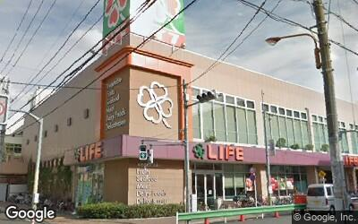 ライフ菊川店