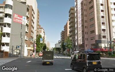 蔵前駅前(春日通り)