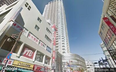 本八幡駅北側のタワーマンション
