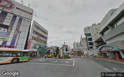 西新井駅西口前