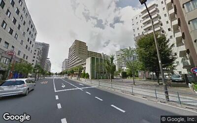 西新井駅西側の住宅街