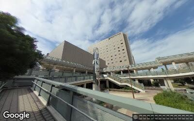 新浦安駅北側