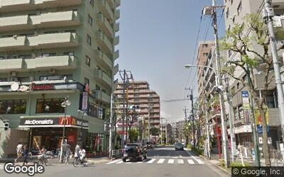 篠崎駅北口前