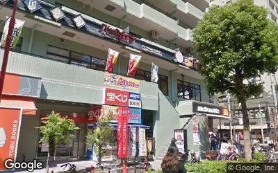 篠崎駅前の飲食店