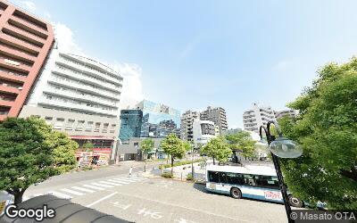篠崎駅南口前