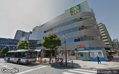 篠崎駅ビルのライフ