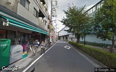 富士見台駅近くのスーパー