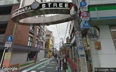 ニシハラストリート