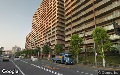 大島駅にあるファミリ向けのマンション
