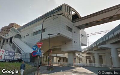 多摩センター駅(多摩モノレール)