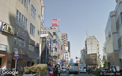 田無駅徒歩5分のオフィスビル