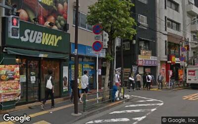 早稲田通りの飲食店