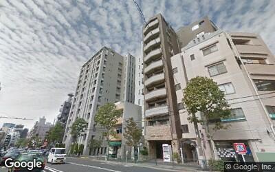 早稲田通りのマンション