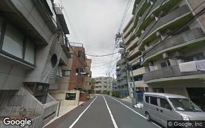 早稲田駅北側