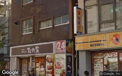 用賀駅東口前