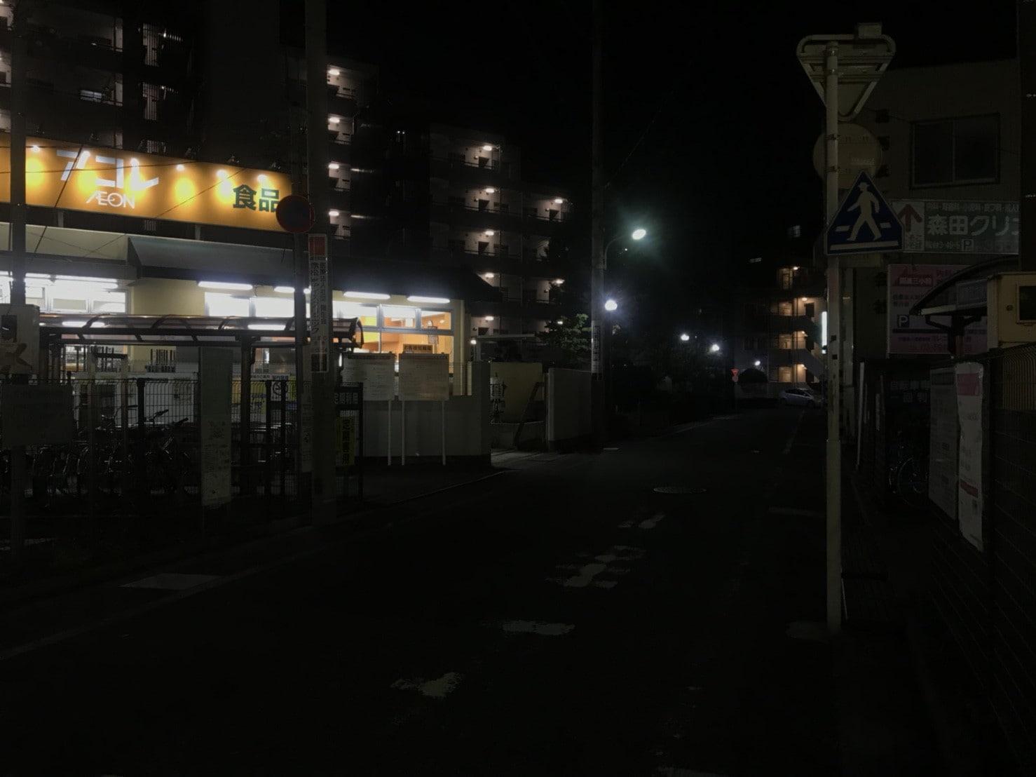 氷川台駅周辺2