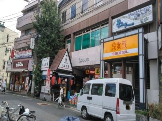 武蔵関北口商店街