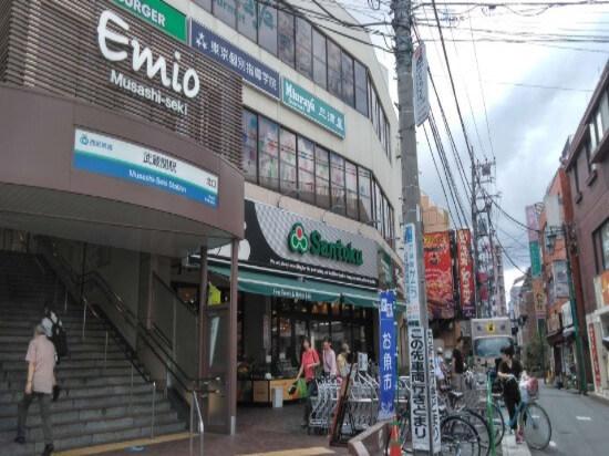 エミオ武蔵関店