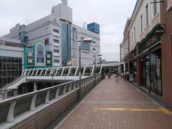 田無駅北口前