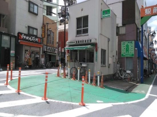 武蔵関南口交番
