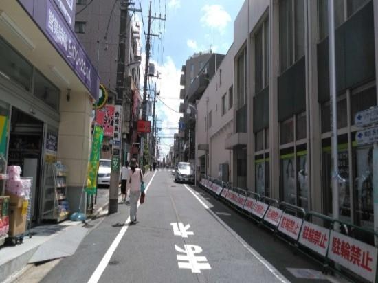 武蔵関駅前すぐ